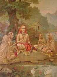 Acharya Shankara & Disciples