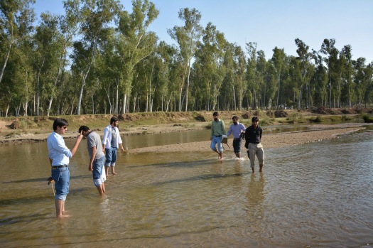 Image result for basantar river
